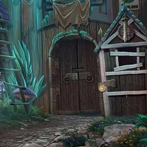 Tiny dwarf house