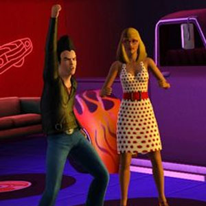 The Sims 3 Fast Lane Stuff Dancing