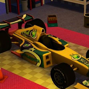 The Sims 3 Fast Lane Stuff Race Car