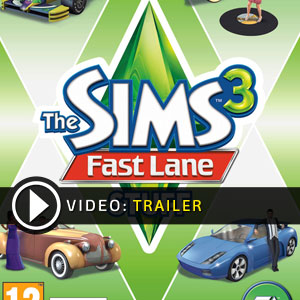 Buy The Sims 3 Fast Lane Stuff CD Key Compare Prices