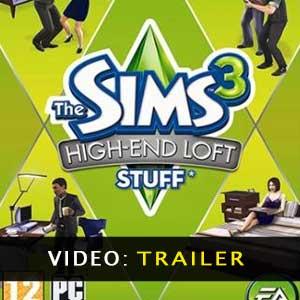 The Sims 3 High End Loft Stuff Trailer Video