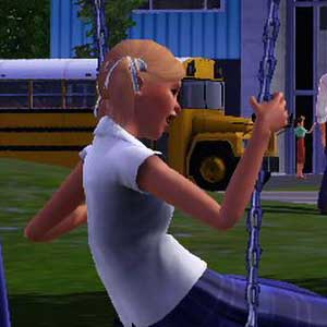 The Sims 3 Town Life Stuff Playground