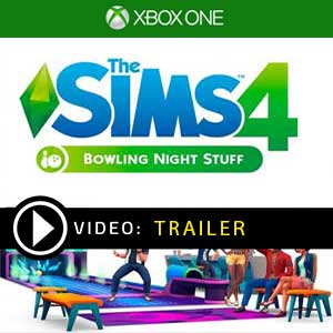 The Sims 4 Bowling Night Stuff Xbox One Prices Digital or Box Edition