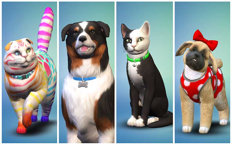 The Sims  Cats And Dogs Release Date And Time