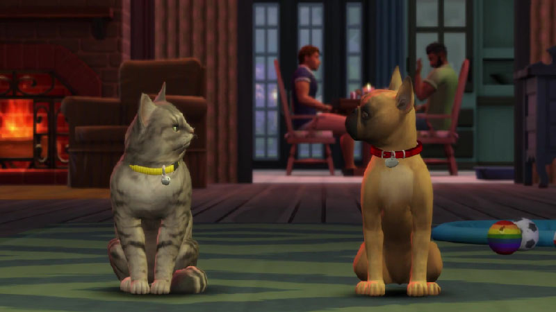 Sims  Cats And Dogs Dlc Key Allkeyshop