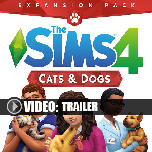 Buy The Sims 4 Cats and Dogs CD Key Compare Prices
