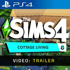 The Sims 4 Cottage Living PS4 Video Trailer