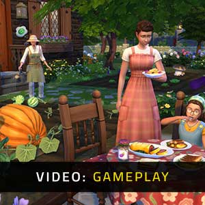 The Sims 4 Cottage Living Gameplay Video