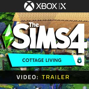 The Sims 4 Cottage Living Xbox Series X Video Trailer