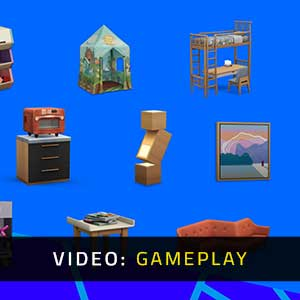 The Sims 4 Dream Home Decorator Gameplay Video