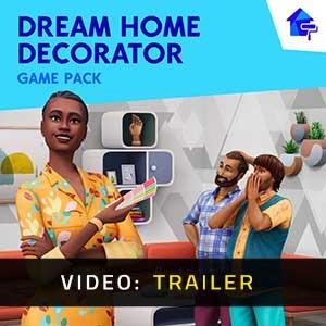 The Sims 4 Dream Home Decorator Video Trailer