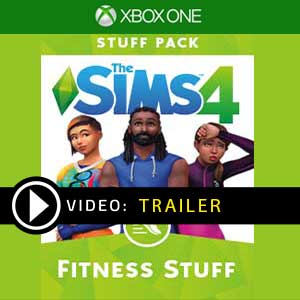 The Sims 4 Fitness Stuff Xbox One Prices Digital or Box Edition