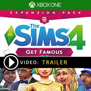 The Sims 4 Get Famous Expansion Pack Xbox One Prices Digital or Box Edition