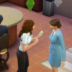 The Sims 4 Get to Work Characters