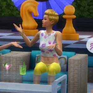 The Sims 4 Perfect Patio Stuff Bar