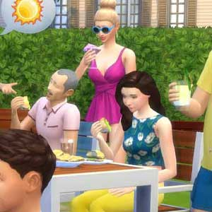 The Sims 4 Perfect Patio Stuff Barbecue