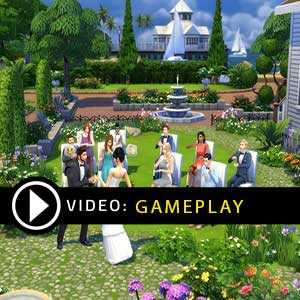 The Sims 4 PS4 Gameplay Video
