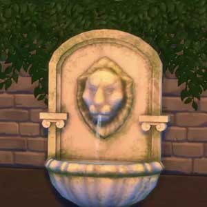The Sims 4 Romantic Garden Stuff couple