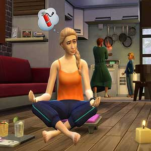 The Sims 4 Spa Life Game Pack Xbox One
