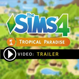 Buy The Sims 4 Tropical Paradise CD KEY Compare Prices