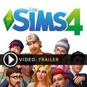 Sims 4 Trailer Video