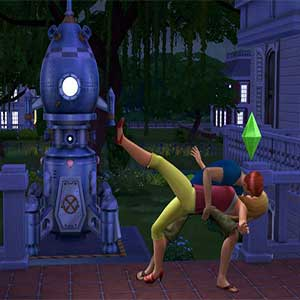 The Sims 4 Rocket