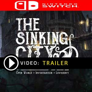 The Sinking City Nintendo Switch Prices Digital or Box Edition