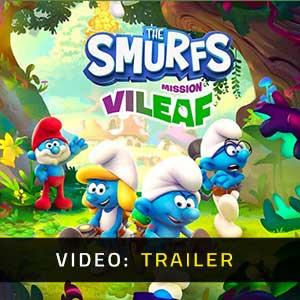 The Smurfs Mission Vileaf Video Trailer