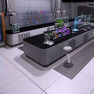 Station Upper Lab
