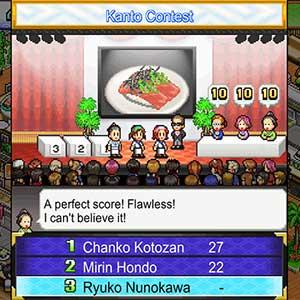 Kanto Contest