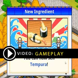 The Sushi Spinnery Nintendo Switch Gameplay Video