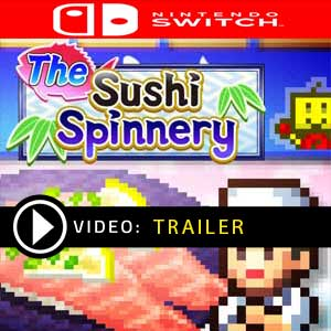 The Sushi Spinnery Nintendo Switch Prices Digital or Box Edition