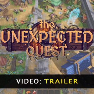 The Unexpected Quest Video Trailer