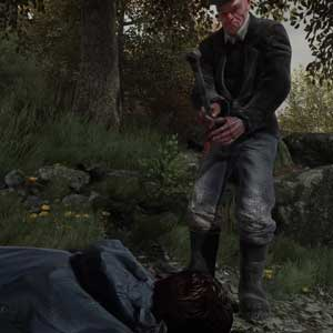 The Vanishing of Ethan Carter Gameplay