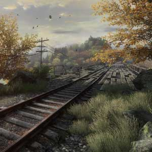 The Vanishing of Ethan Carter Landscape