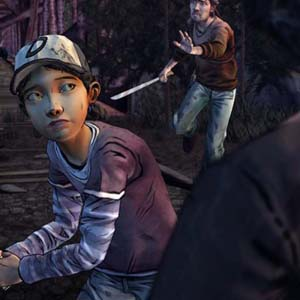The Walking Dead 2 Xbox One: Kill the Zombie from Behind