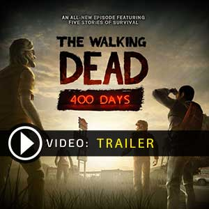 Buy The Walking Dead 400 Days DLC CD Key Compare Prices