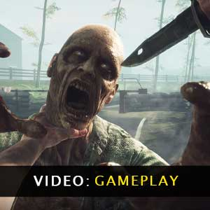 The Walking Dead Onslaught Gameplay Video