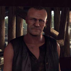 The Walking Dead Survival Instinct - Character
