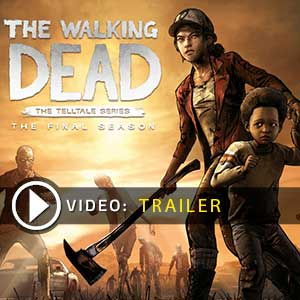 Buy The Walking Dead The Final Season CD Key Compare Prices