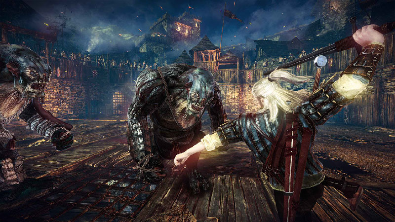 Compare And Buy Cd Key For Digital Download The Witcher 2