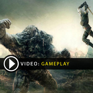The Witcher 3 Wild Hunt Gameplay Video