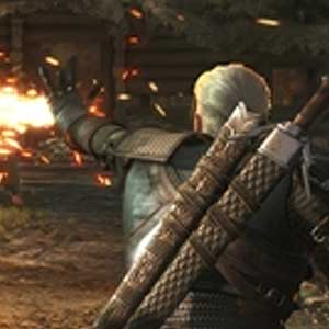The Witcher 3 Wild Hunt Hearts of Stone Fight