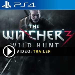 The Witcher 3 Wild Hunt PS4 Digital or Physical Edition