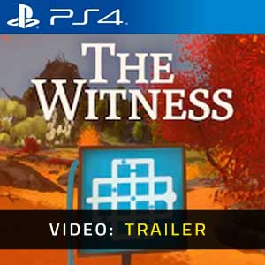 The Witness PS4 Video Trailer