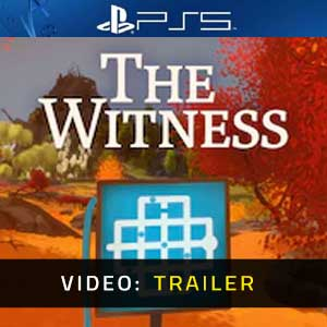The Witness PS5 Video Trailer