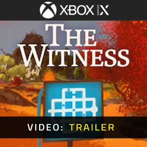 The Witness Xbox Series Video Trailer