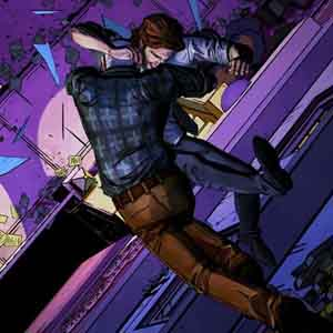 The Wolf Among Us Xbox One - Fight