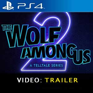 The Wolf Among Us 2 A Telltale Series PS4 Prices Digital or Box Edition