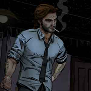 The Wolf Among Us Xbox One - Gameplay